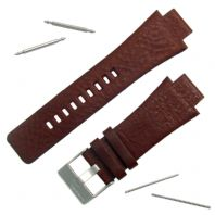 Diesel Leather Watch Strap for DZ1175
